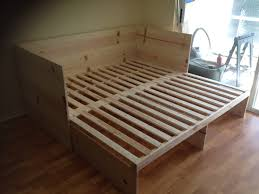 Ikea Flaxa Bed by Best 25 Pull Out Bed Ideas On Pinterest Hidden Bed Dormer