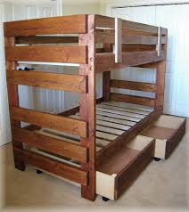 Wood Bunk Beds Plans by Kids Bunk Bed Plans Modern Bunk Beds Design