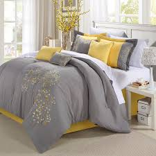 Lavender And Grey Bedding by Purple Bed Comforters