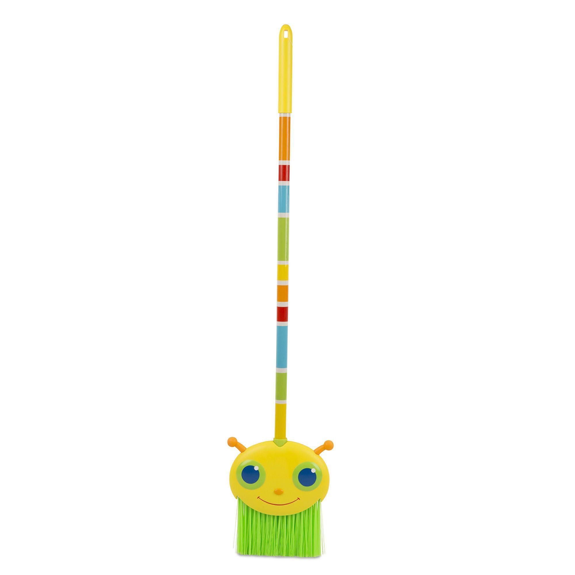 Melissa and Doug Sunny Patch Giddy Buggy Broom Play Toy
