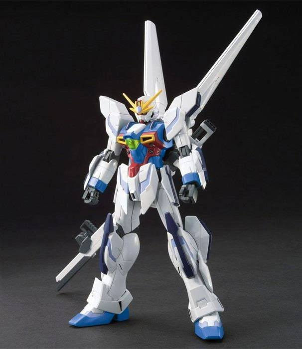 Bandai Hobby Gundam High Grade Build Fighters Model Kit - 1/144 Scale