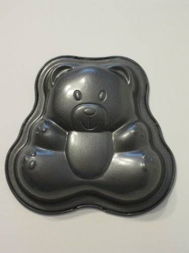 Symak Bear Mini Nonstick Cake Pan 9.5cm Tall