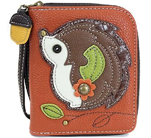 Charming Chala Hedgehog Purse