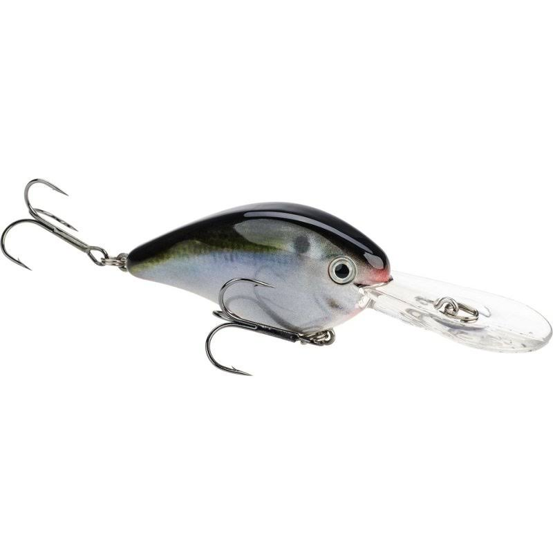 Strike King KVD 1.5 Flat Crankbait Natural Shad
