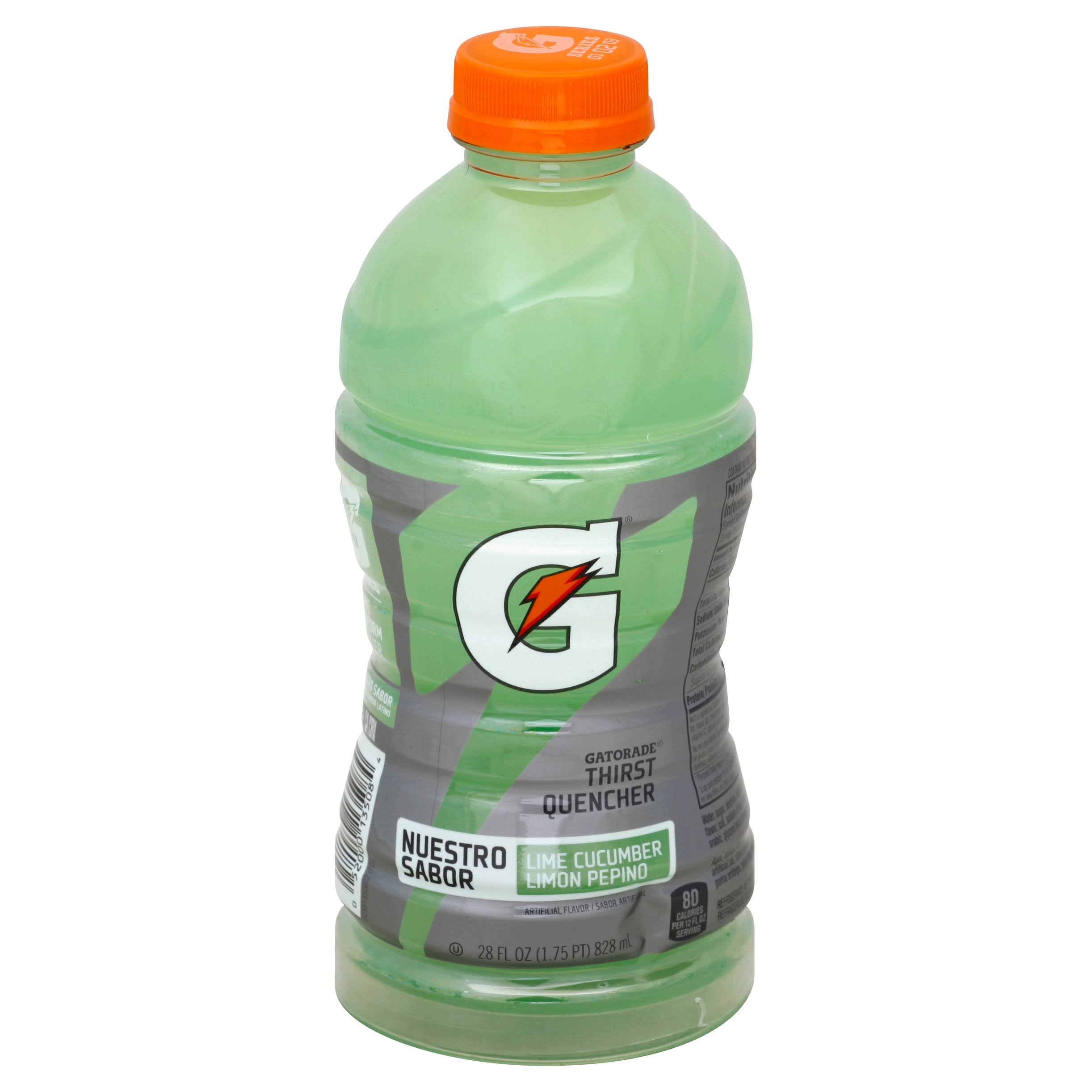 Gatorade Thirst Quencher - Lime Cucumber
