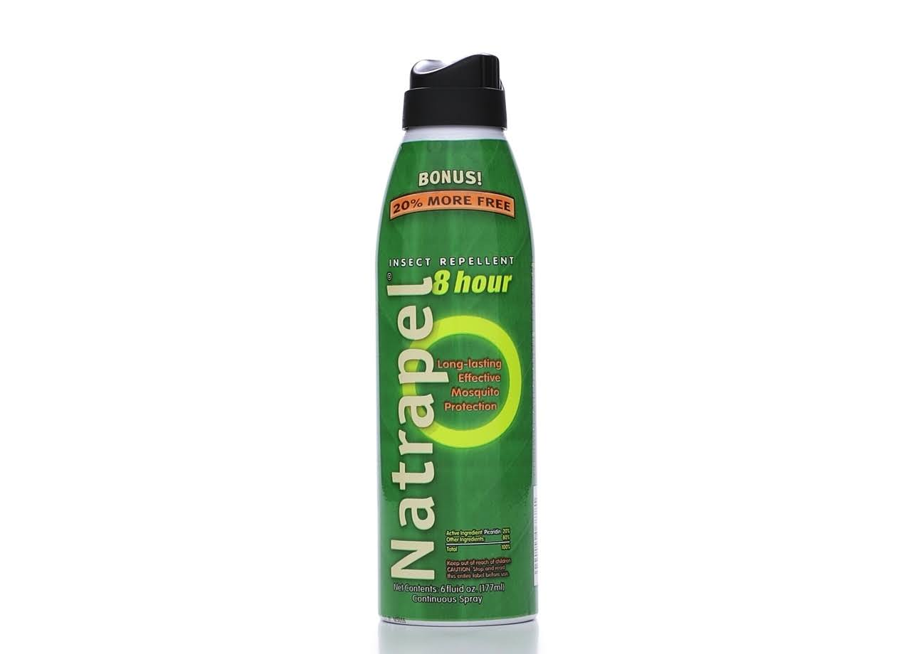 Natrapel 8 Hour Insect Repellent - 5 Oz