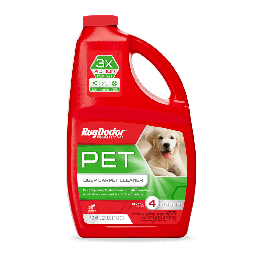 Rug Doctor Professional Pet Deep Cleaner - 48oz