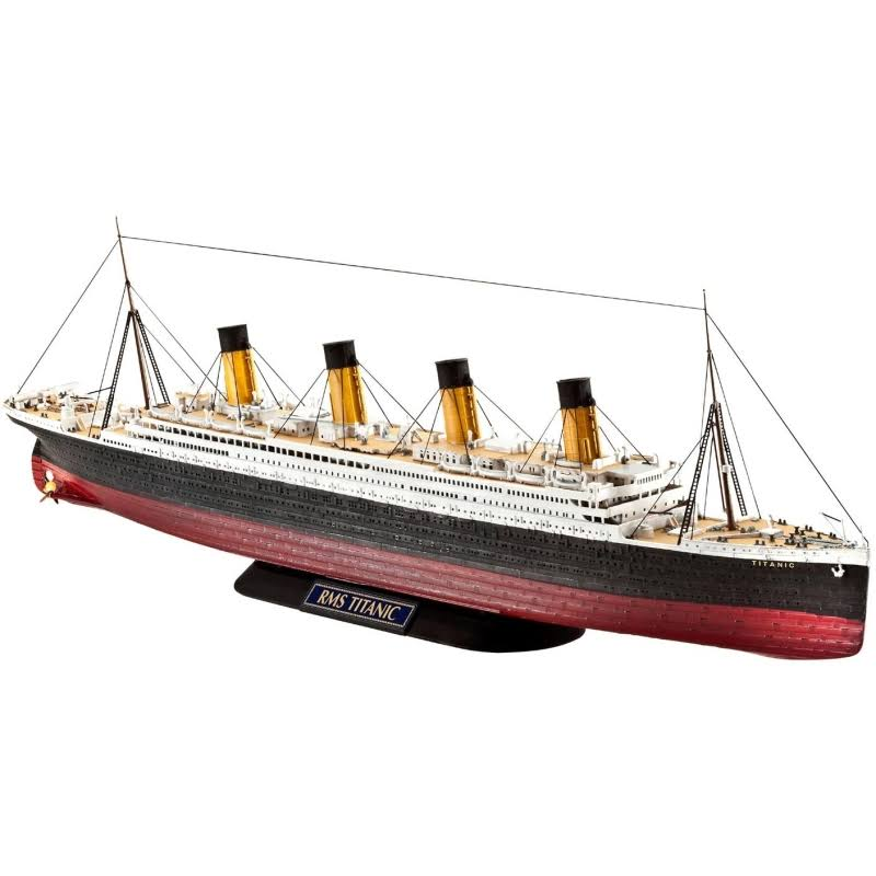 Revell R.M.S. Titanic Plastic Model Kit - 1:700 Scale