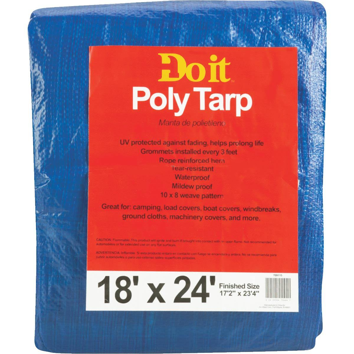 Do It Medium Duty Poly Tarp, 709115
