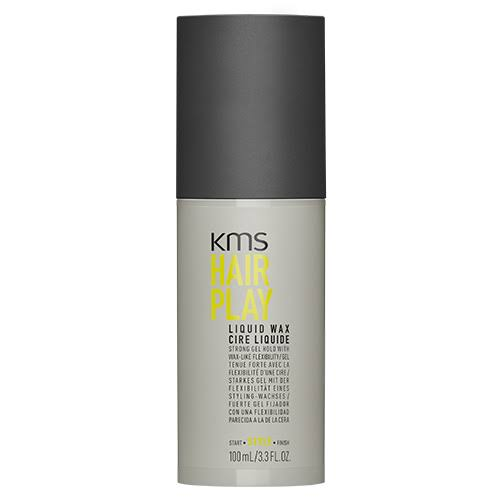 KMS Hair Play Liquid Wax - 100ml