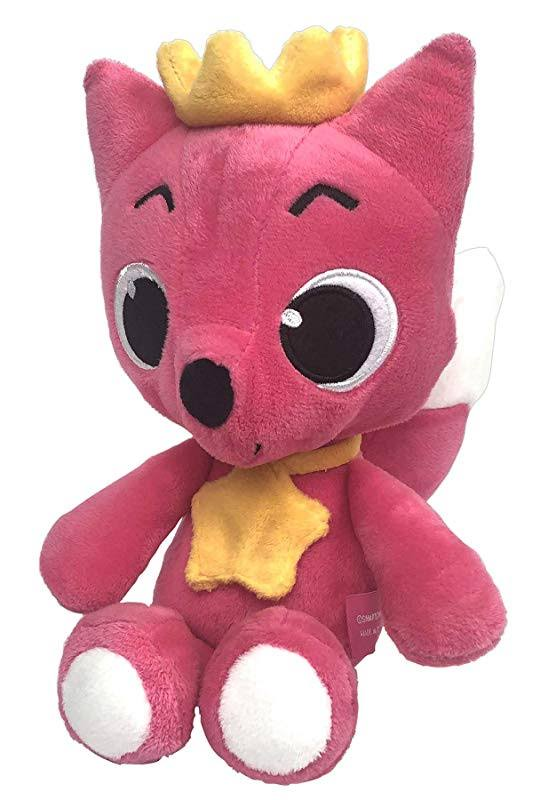 Pinkfong Plush Doll, 12""