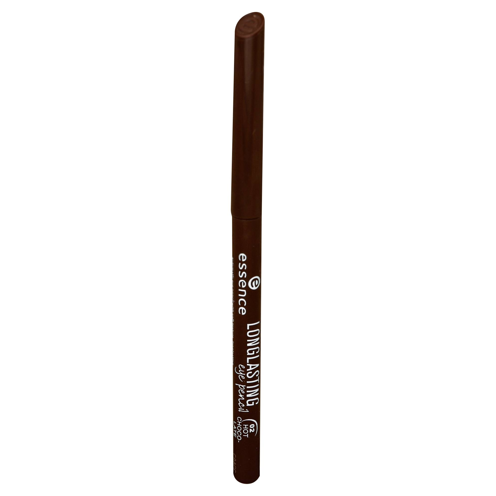 Essence Long-Lasting Eye Pencil - 02 Hot Chocolate