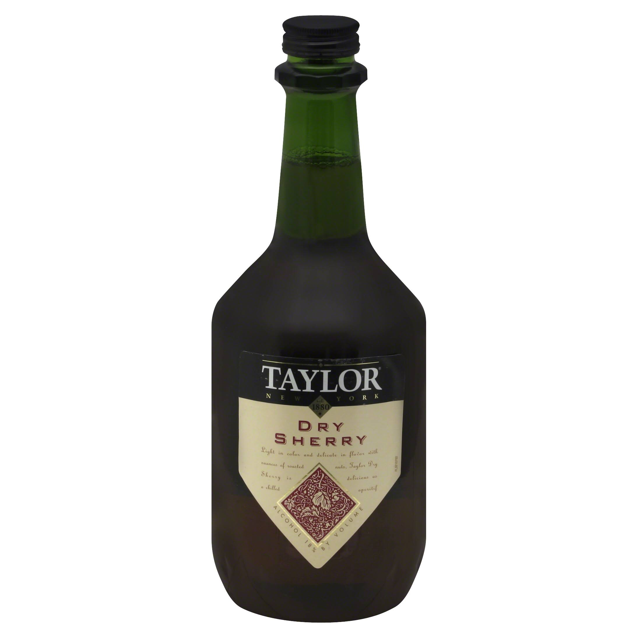 Taylor Dry Sherry - United States, 1.5L