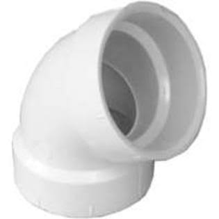Genova Products 60-Degree Elbow - 2in