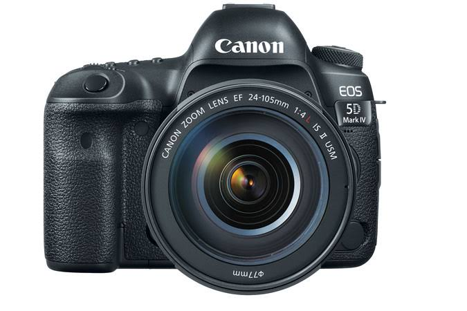 Canon EOS 5D Mark IV Kit - 24-105 mm L IS II USM