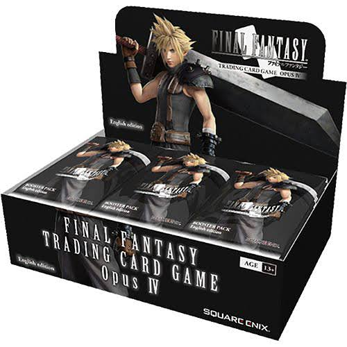 Final Fantasy TCG Opus 4 Booster Pack