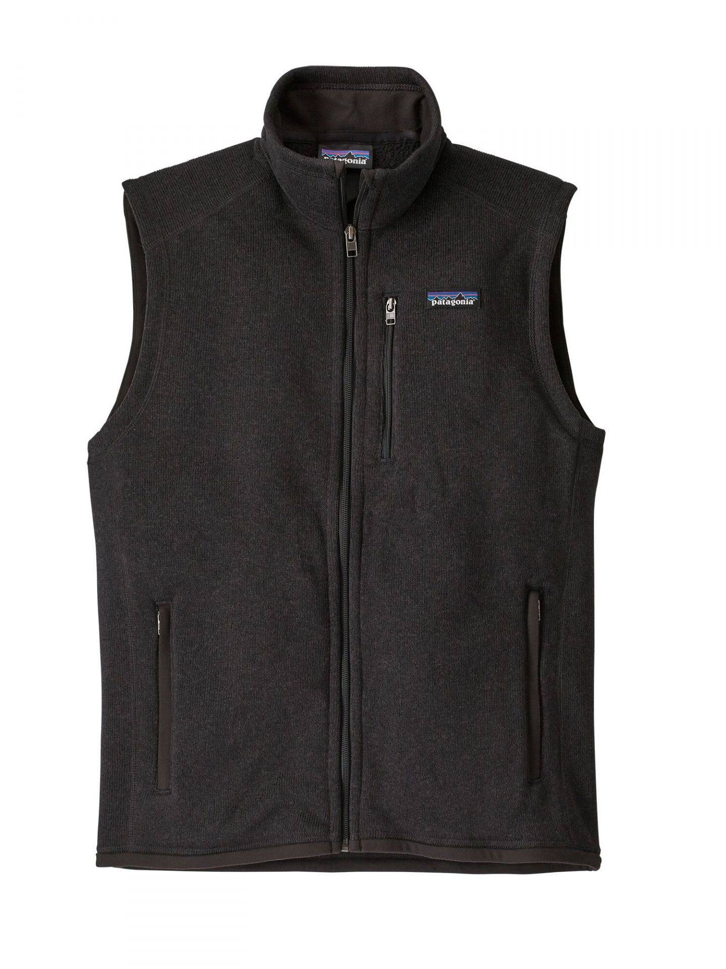 Patagonia Men's Better Sweater Vest - Black, Medium