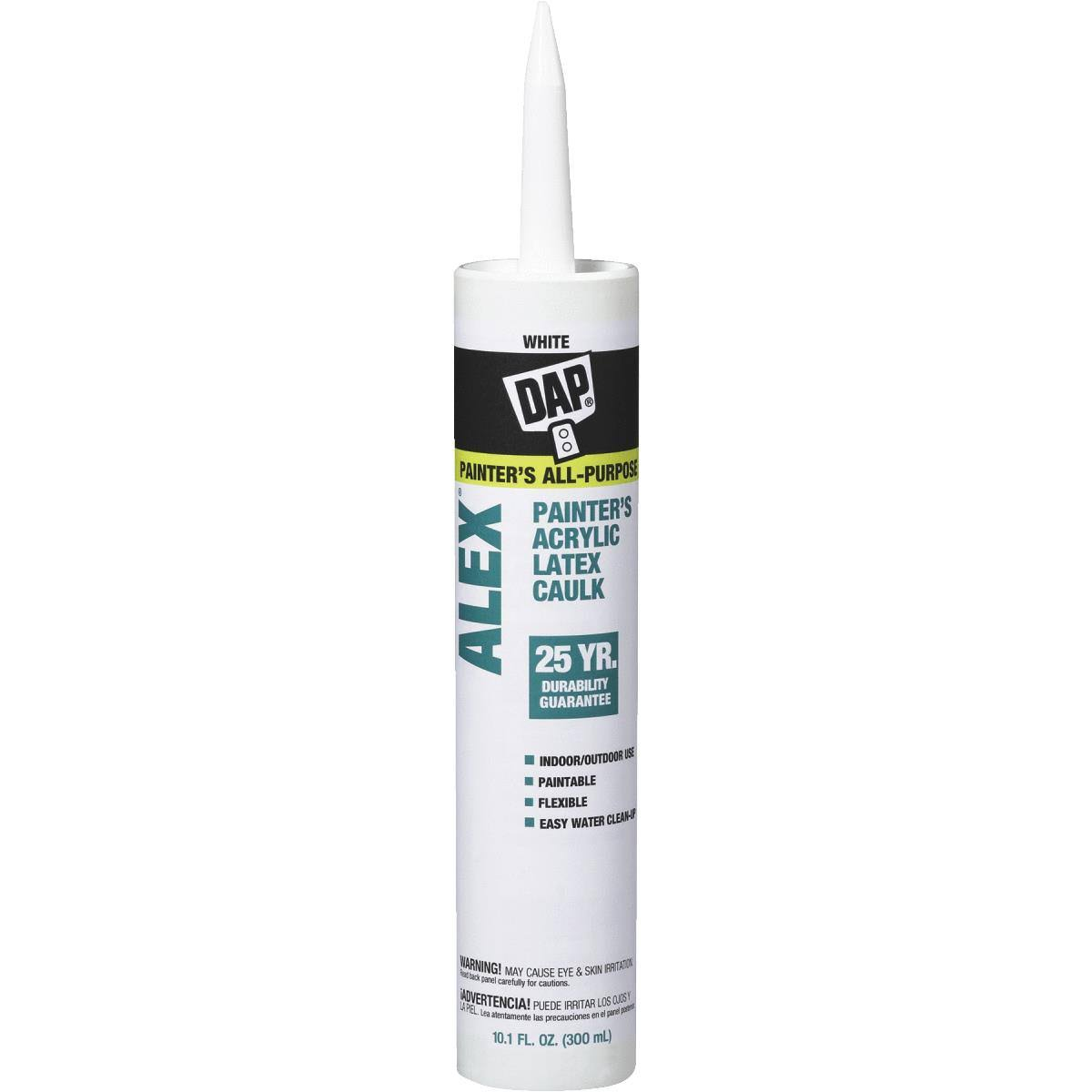 DAP Alex Painter's All-Purpose Acrylic Latex Caulk