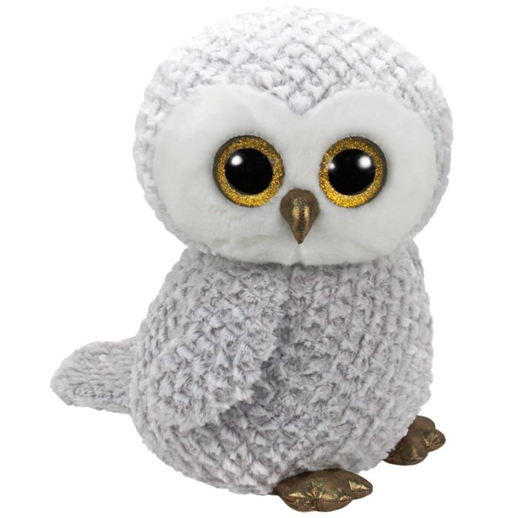 Ty Beanie Boos Owlette The Owl - Large, 16""