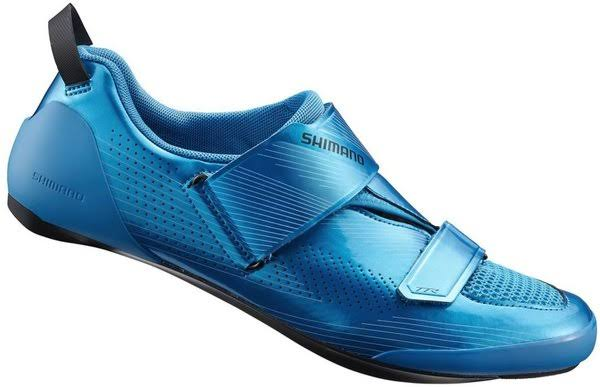 Shimano Sh TR9 Mens Shoes - Blue 42 / 8.5