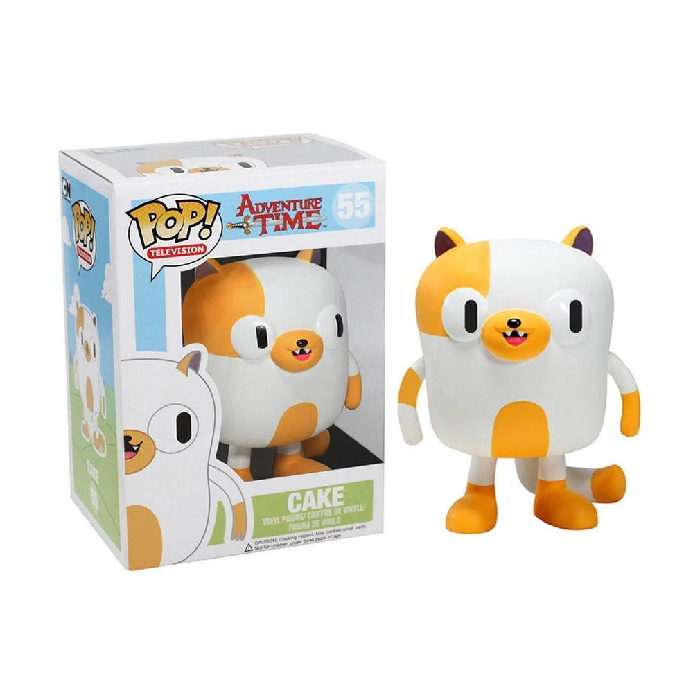 FunKo Pop TV Adventure Time Toy Figure - Cake, 10cm