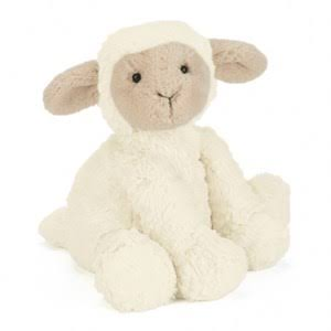 Jellycat Fuddlewuddle Plush Toy - Lamb