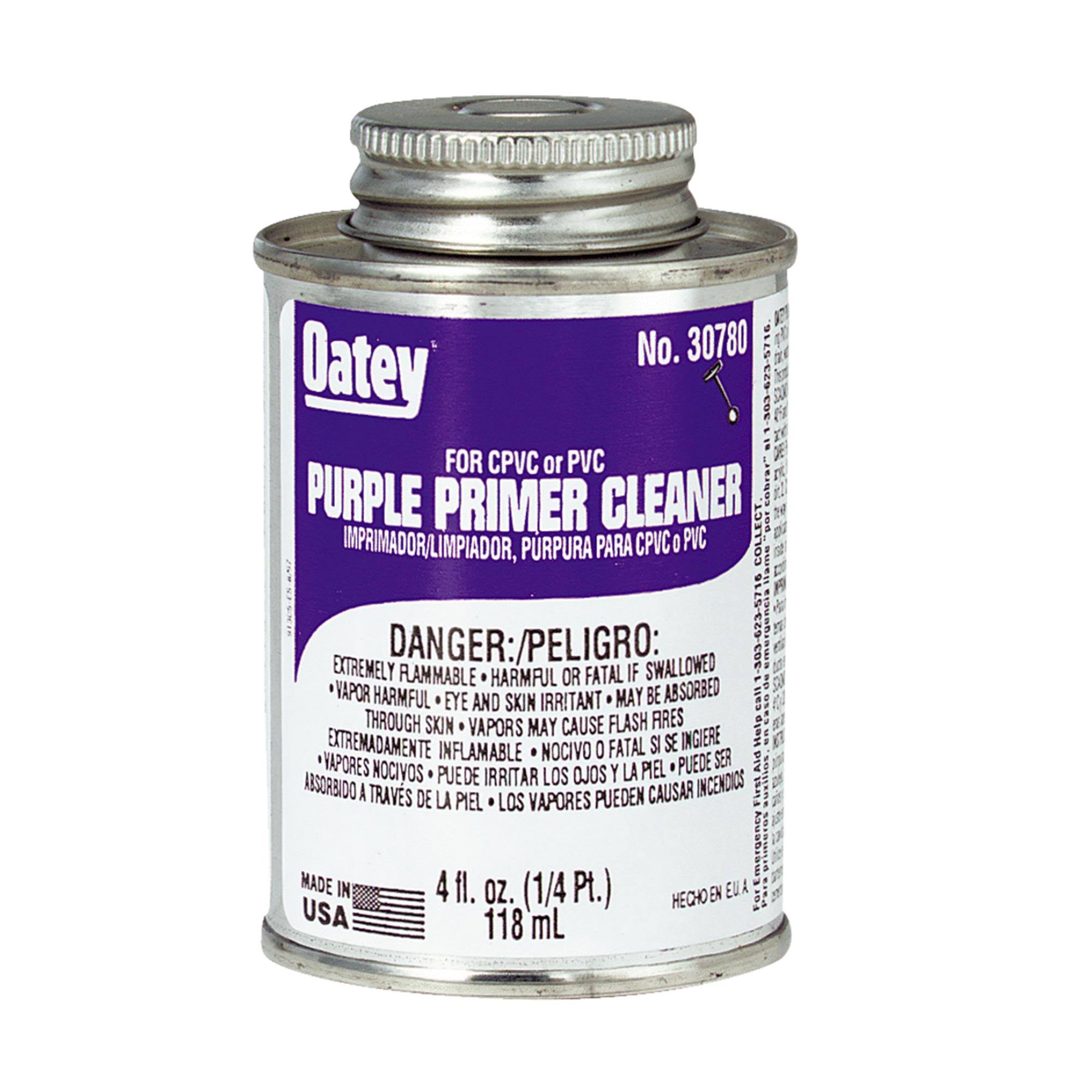 Oatey All Purpose Purple Primer - 4 oz