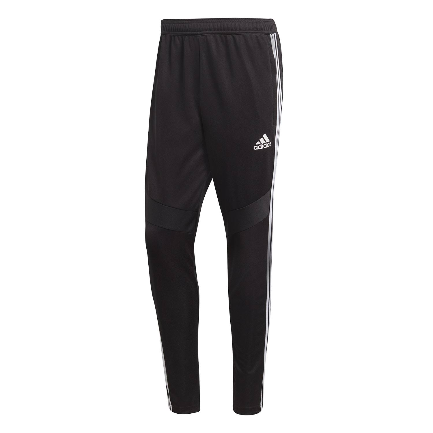 adidas Men's Tiro19 Training Pants - Black/White, Small
