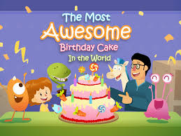 Cake Decorating Books Free by Most Awesome Birthday Cake In The World Sing A Long To Bamba