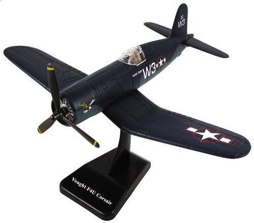 In Air E-Z Build Smithsonian F4 Corsair Model Kit