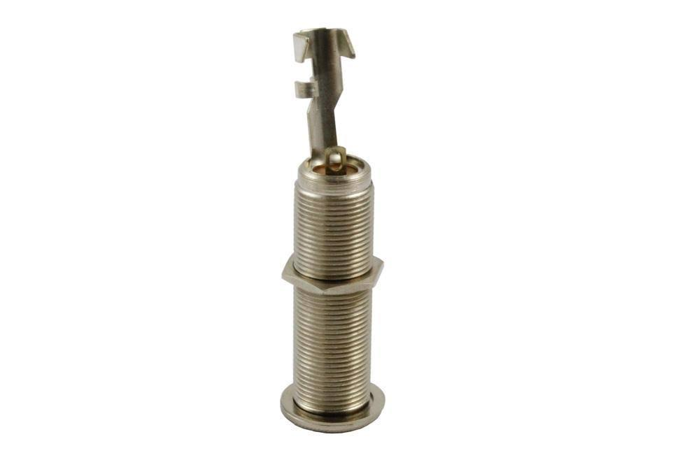 Allparts Switchcraft Mono Long Threaded Jack - 1/4""