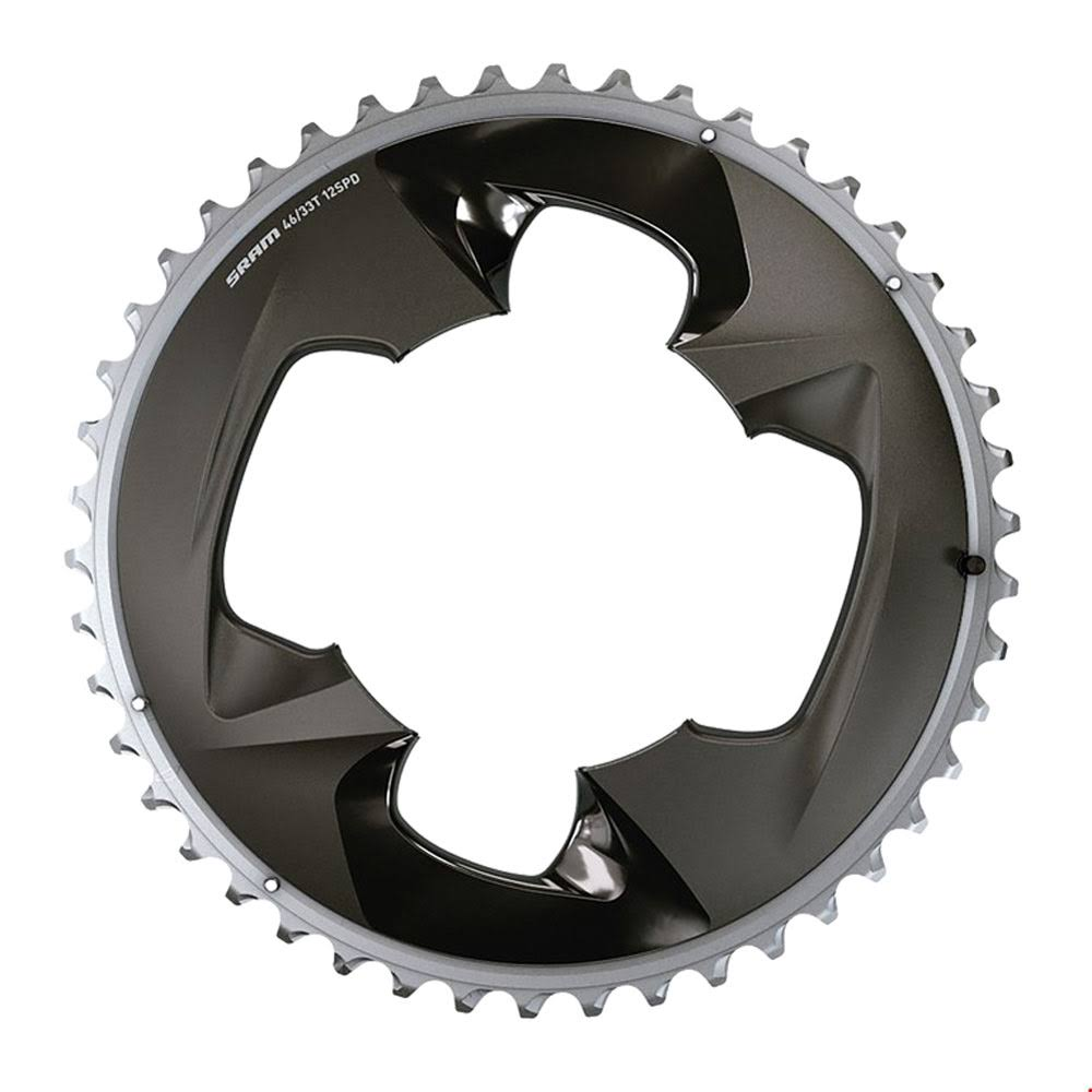 SRAM Road Force AXS Chainring Gray
