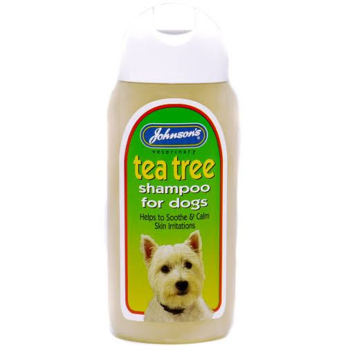Johnsons Tea Tree Shampoo (200ml)