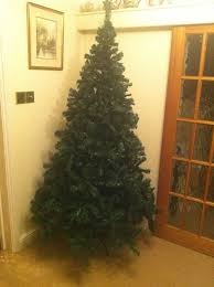 Balsam Christmas Tree Australia by Christmas Tree U0026 Stand 7ft 2 1m New 1000 Tip Bushy Premium