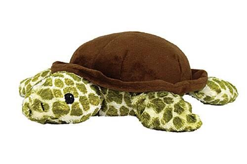 Intelex Cozy Microwaveable Plush Toy - Turtle, Lavander Scent