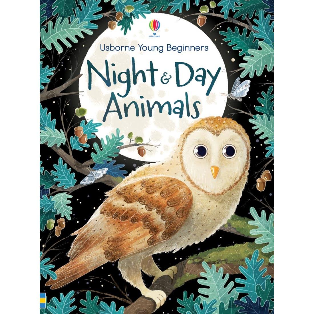 Night and Day Animals [Book]