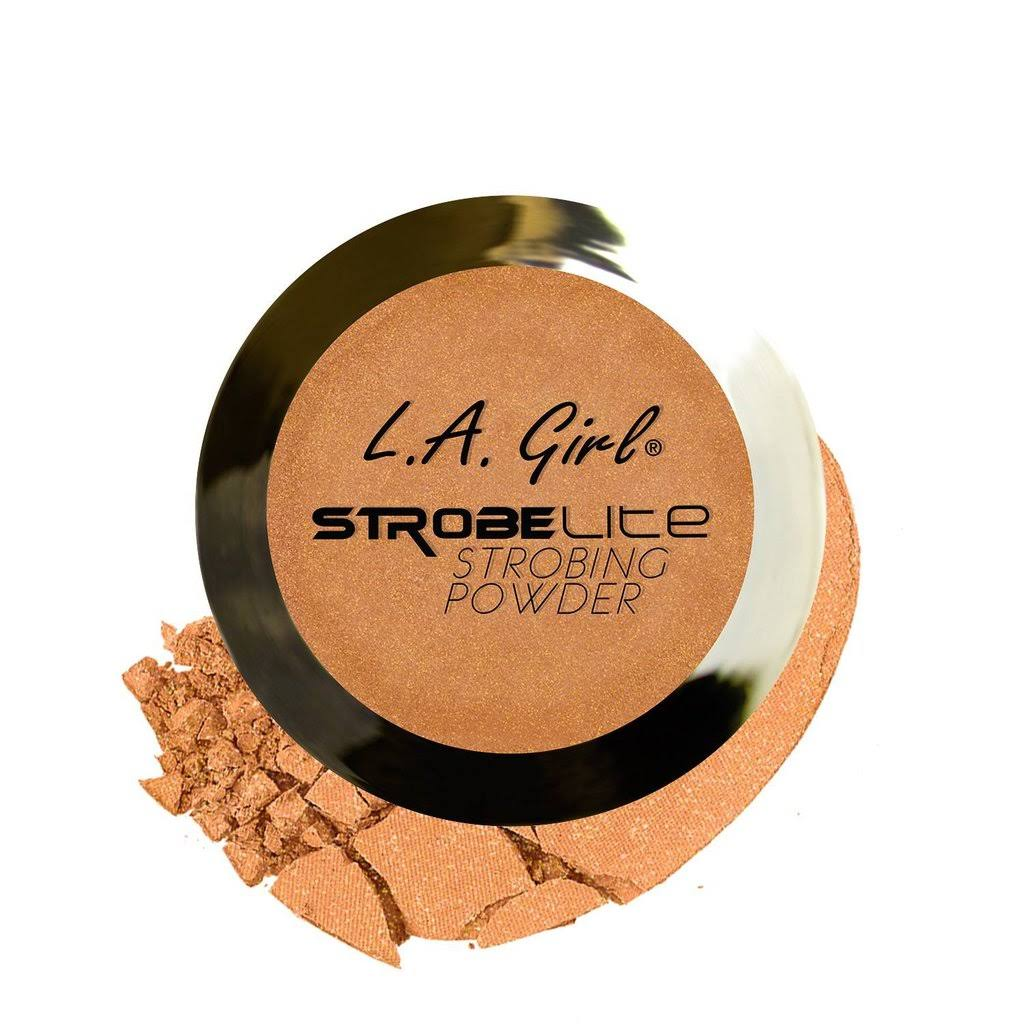 L.A. Girl Strobe Lite Strobing Powder - 80 Watt, 0.19oz