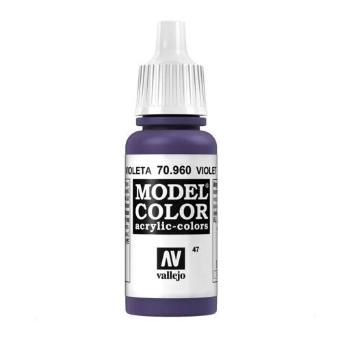 Vallejo Acrylic Paint - Violet