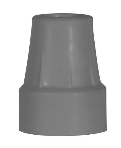 Drive Medical Rtl10439b Crutch Tips - Gray, 7/8""