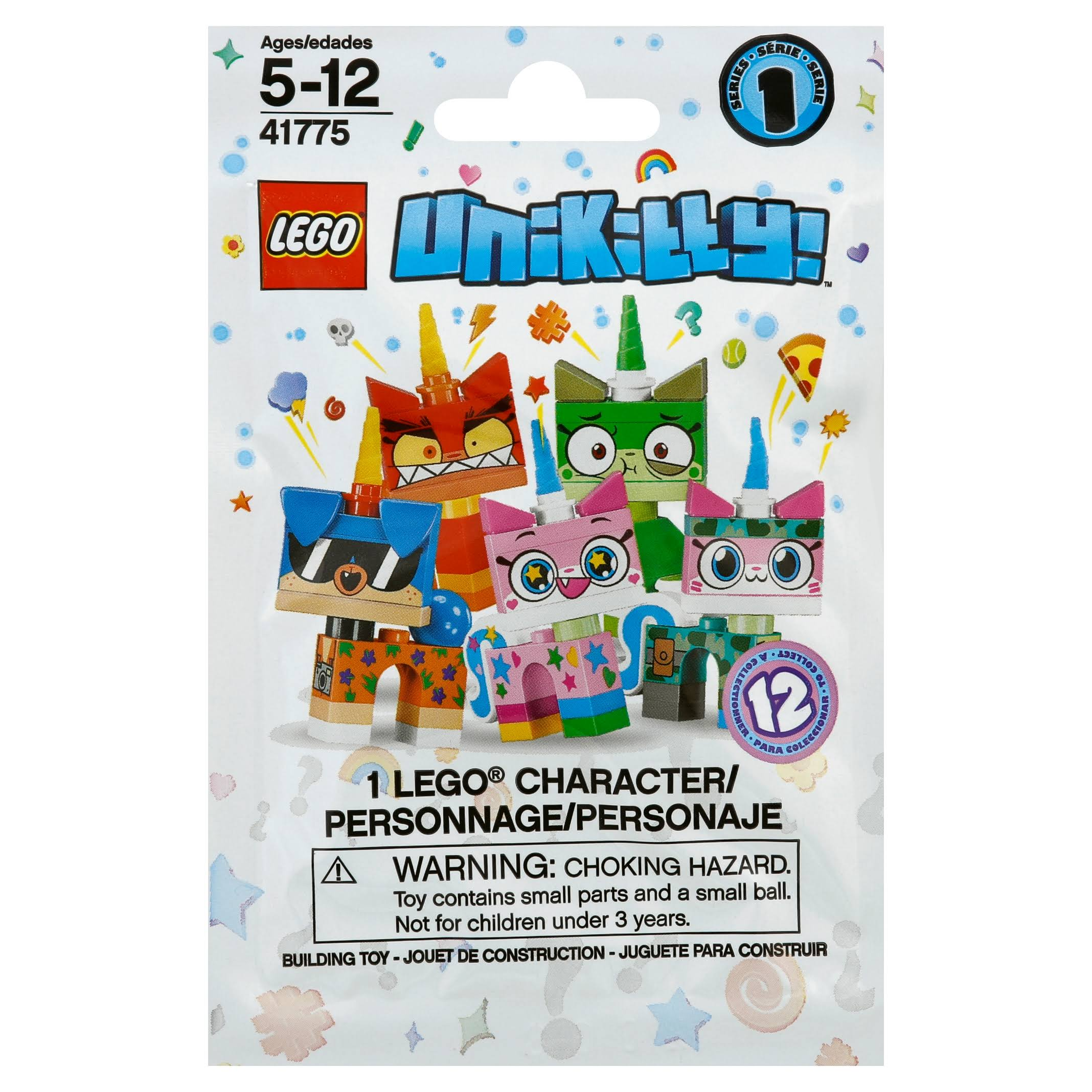 Lego Building Toy, Unikitty!, Series 1