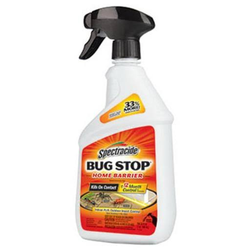 Spectracide Bug Stop Home Barrier Ready to Use Spray - 32oz