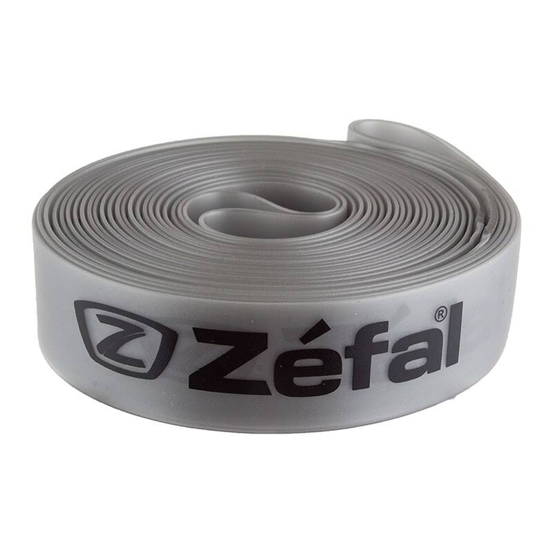 Zefal PVC Rim Tape - Grey, 18mm, 28""