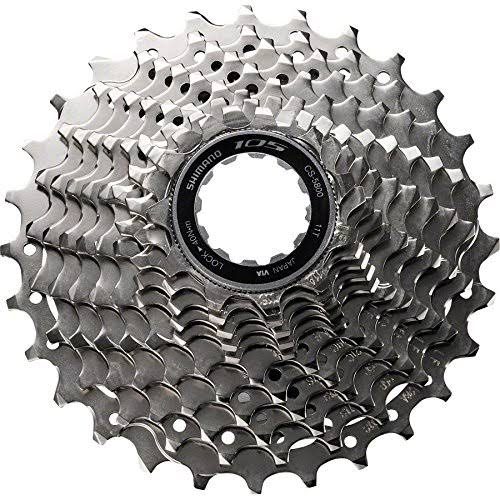 Shimano Cassette - Black, 11-Speed