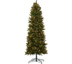 Pine Cone Christmas Trees For Sale by Christmas Trees U2014 Qvc Com