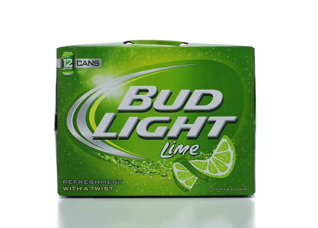 Bud Light Lime - 12 Cans