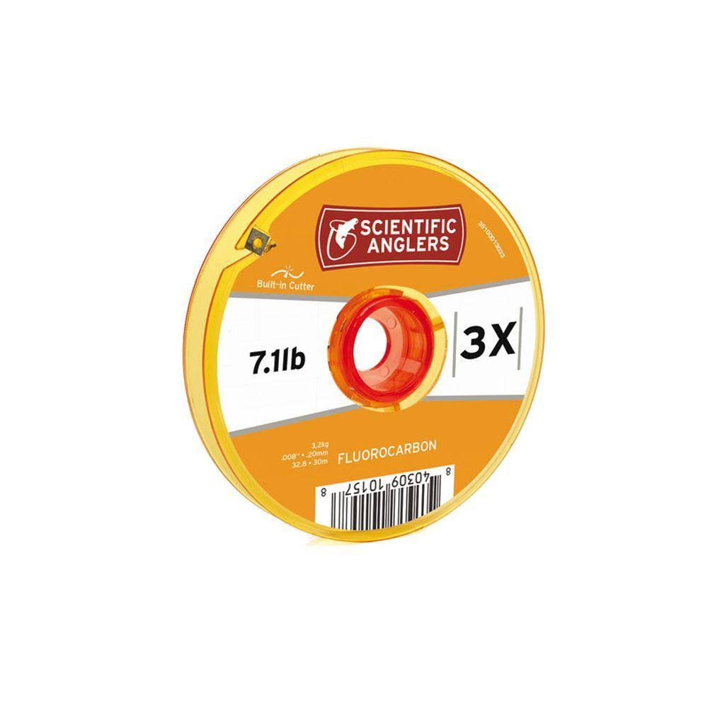 Scientific Anglers Premium Fluorocarbon Fly Fishing Tippet - 30m