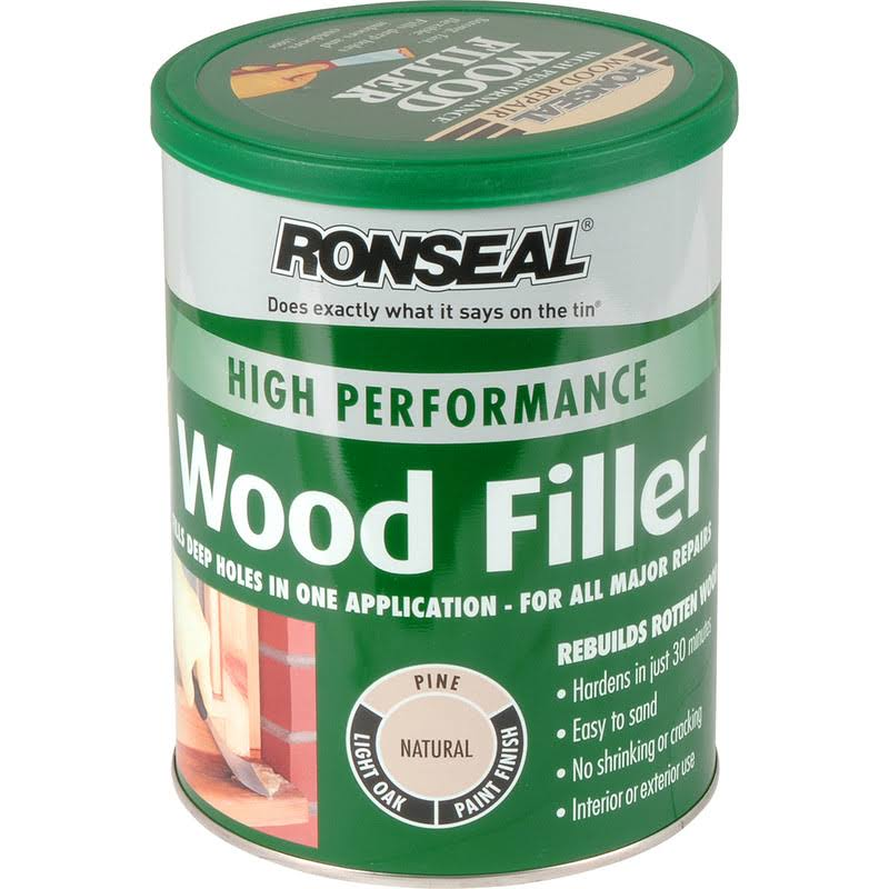 Ronseal High Performance Wood Filler - Pine Natural
