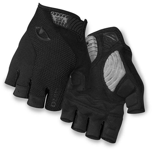 Giro Men's Strate Dure Supergel Gloves - Black, Medium