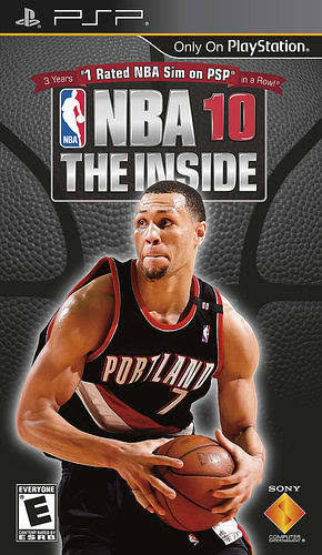 NBA 10: The Inside - Sony PSP