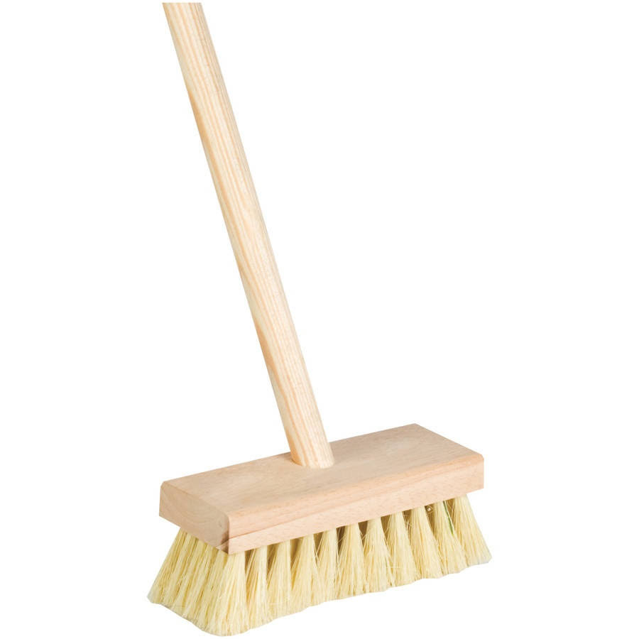 "Dqb Industries 7 Inch Roof Brush - 48"" Handle"